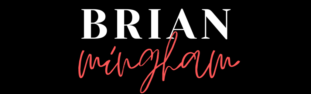 Brian Mingham Logo